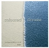 """coloured dreams"" - Piano Solo CD von Hansmartin Kleine-Horst"